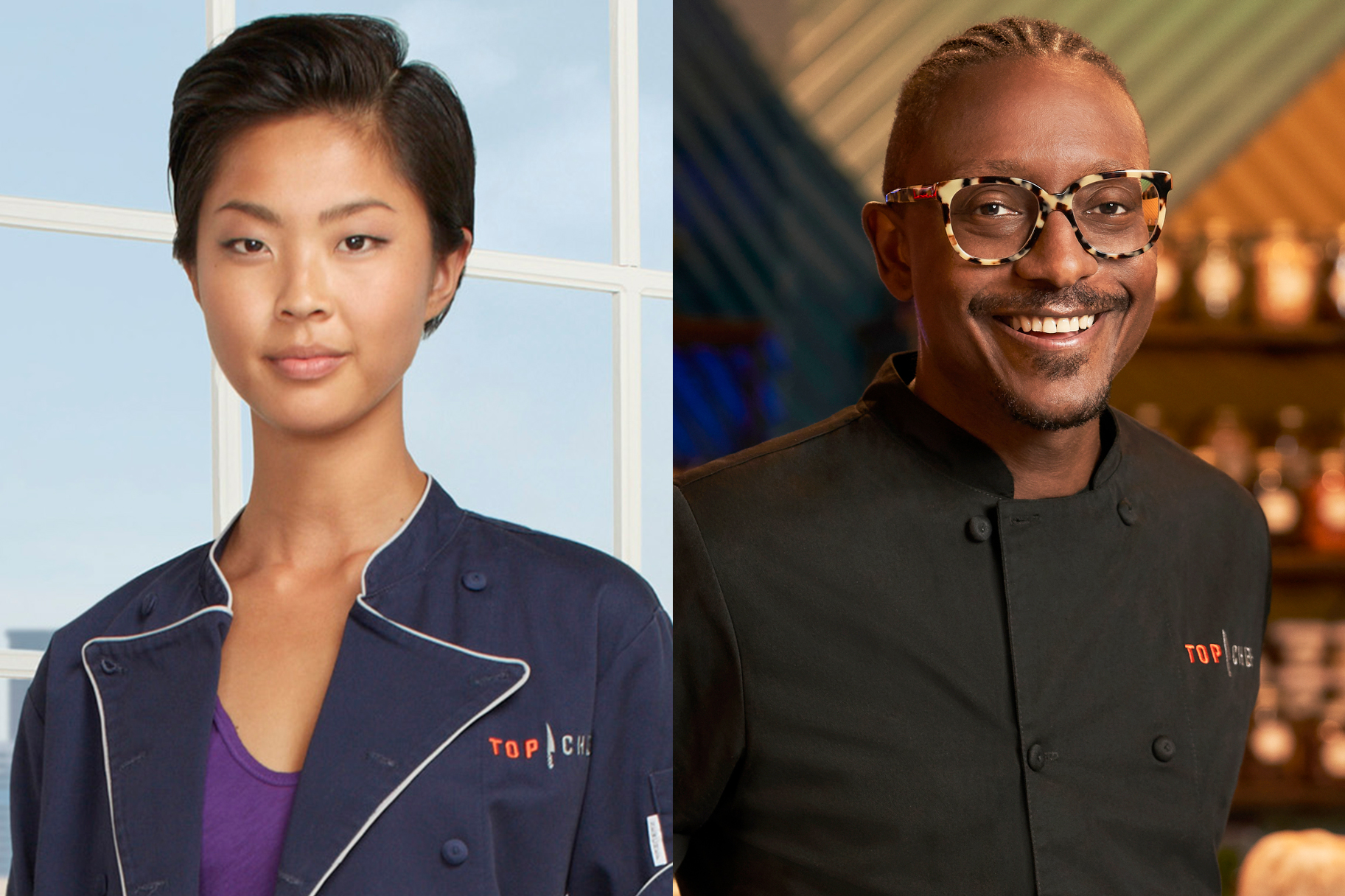 Gregory Gourdet Kristen Kish Friendship