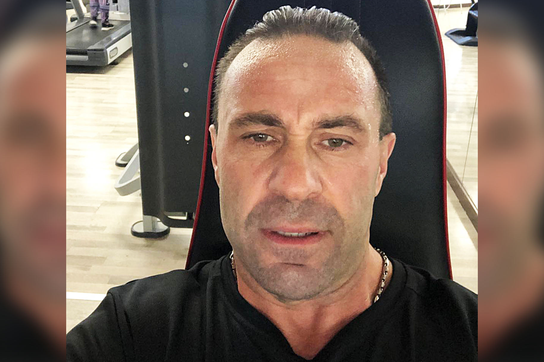 Joe Giudice Job
