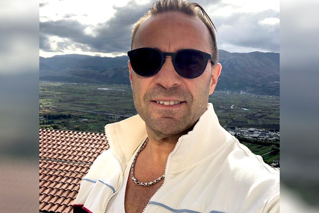 Joe Giudice New Italian Life