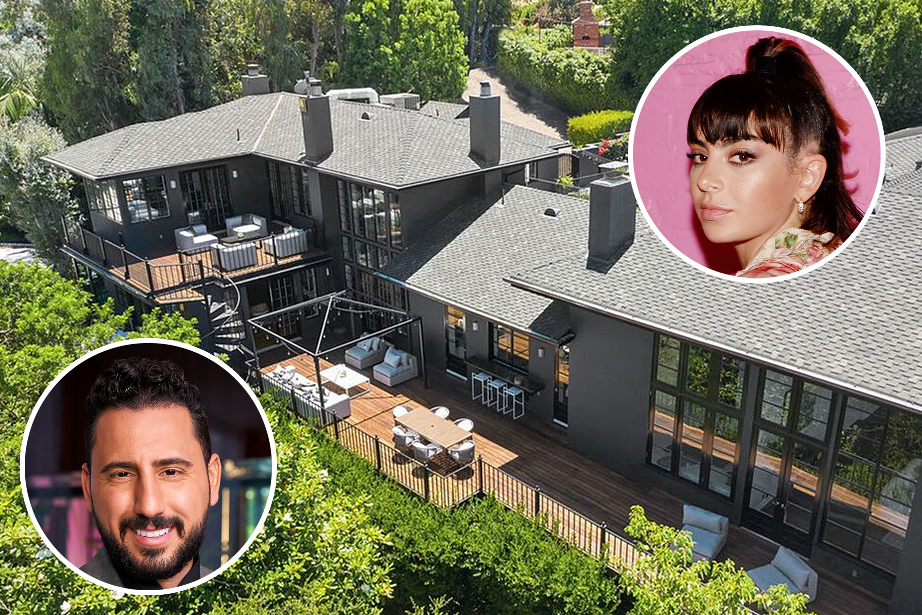 Josh Altman Charli Xcx Buys Home