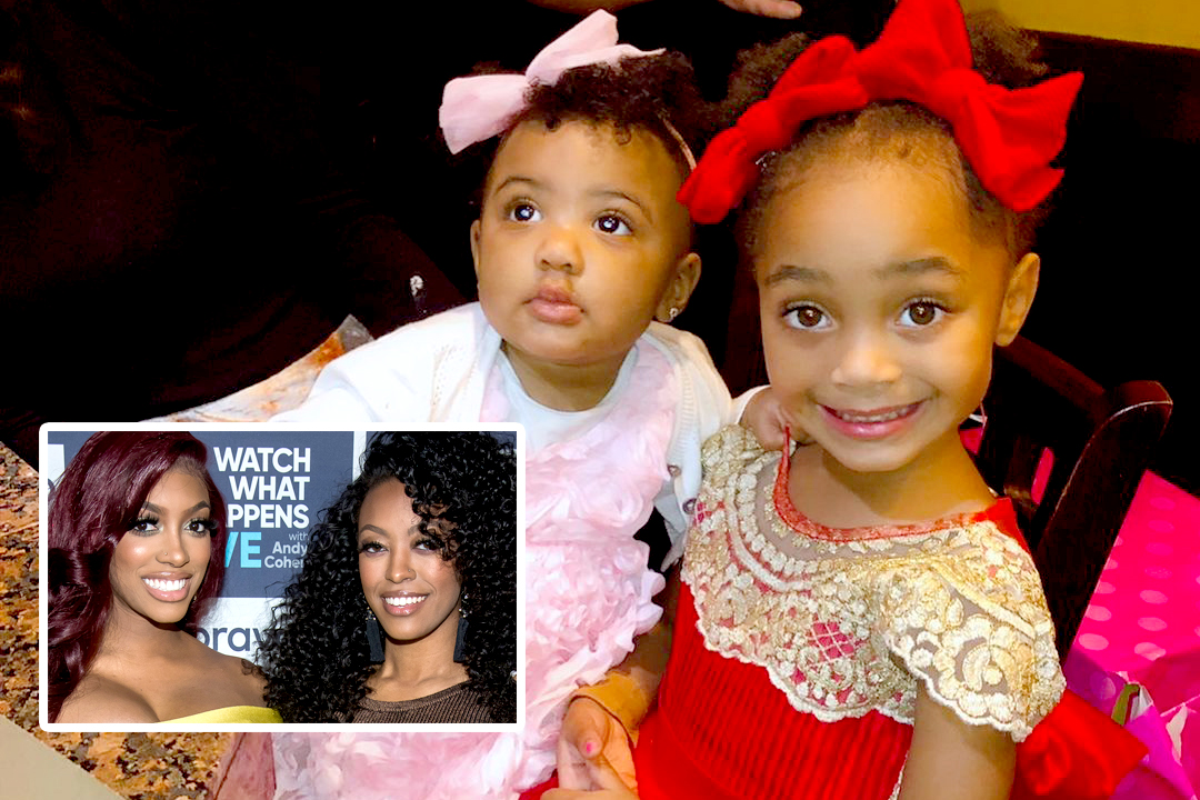 Lauren Porsha Williams Children Friendship