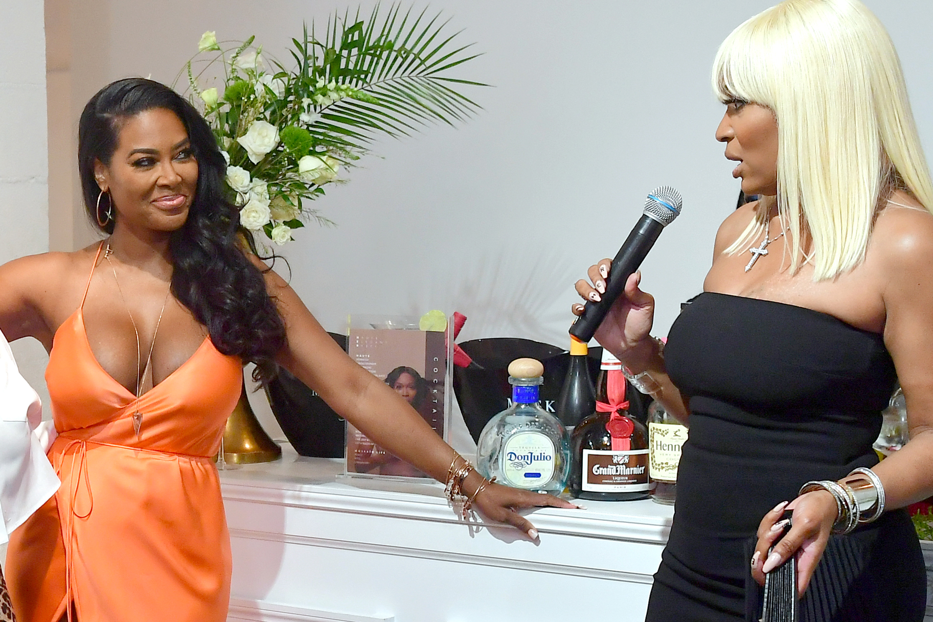 Marlo Hampton Kenya Moore Friendship