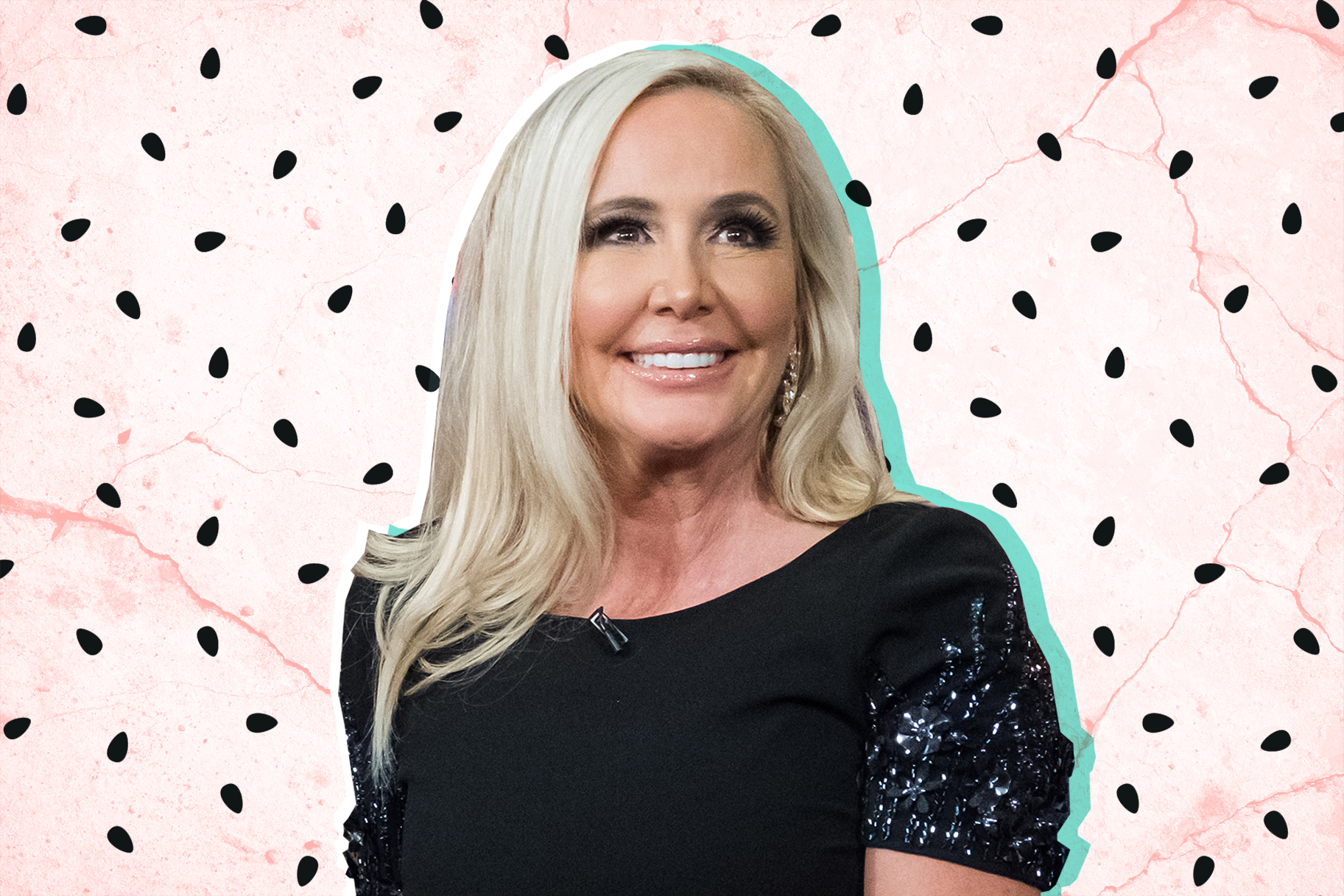 Most Wante Shannon Beador Pillows Promote
