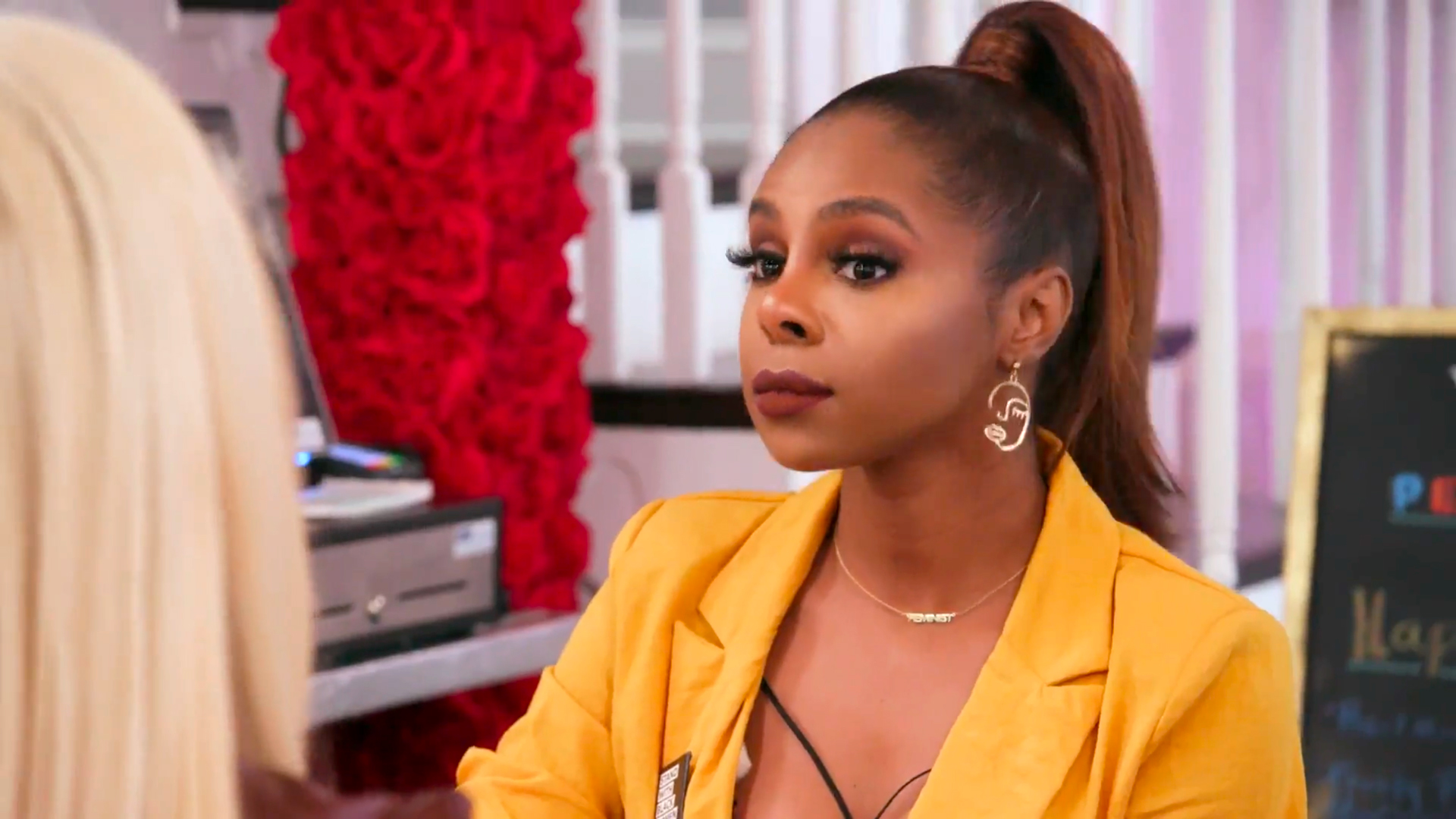 Rhop 512 Candiace Wants Karen To Pick A Side