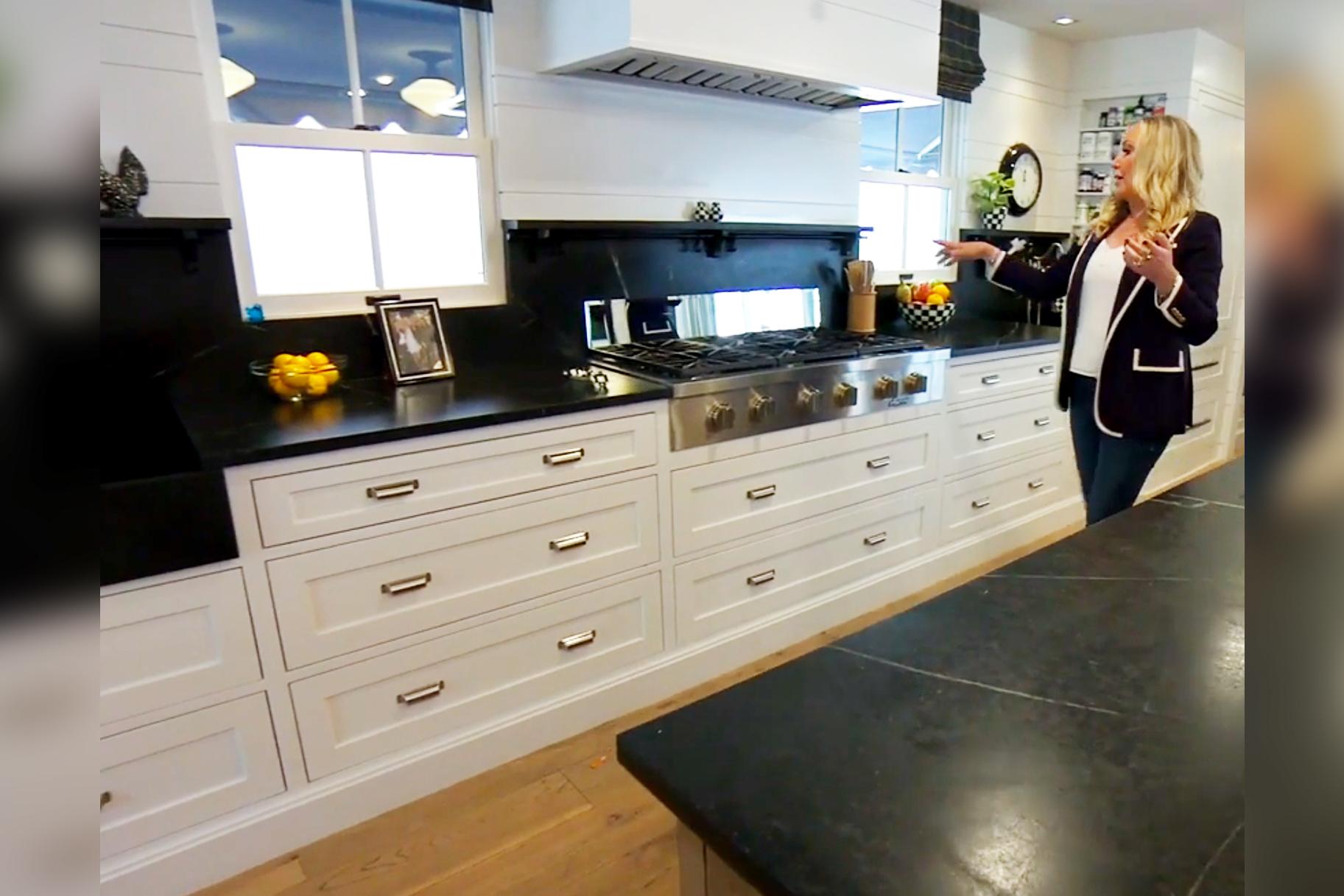 Shannon Beador Kitchen