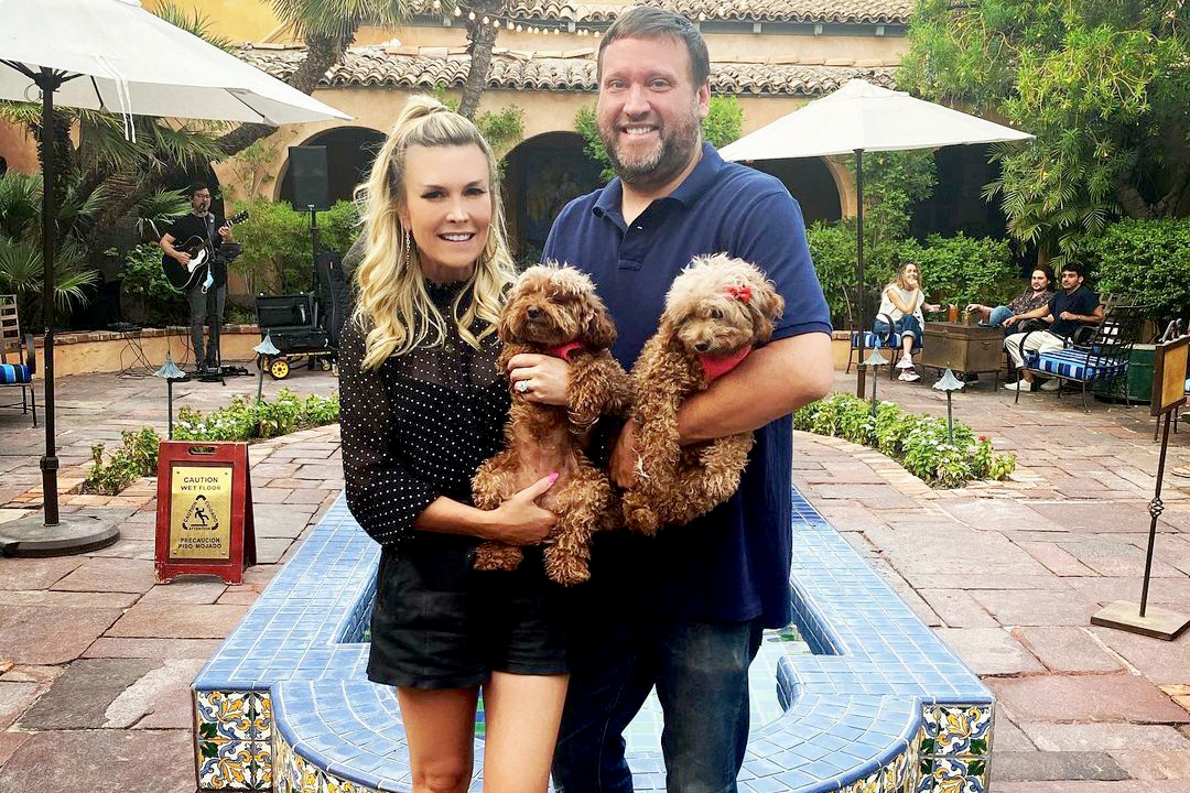 Tinsley Mortimer Scott Kluth Children
