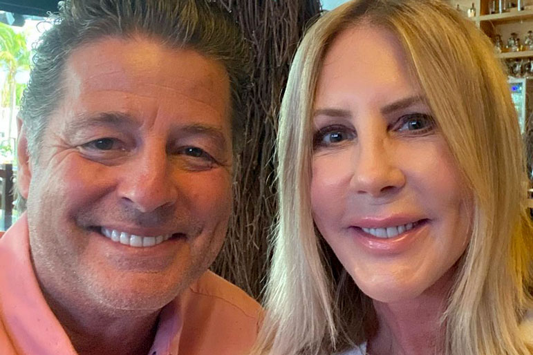 Vicki Gunvalson Steve Lodge Breakup Rumors