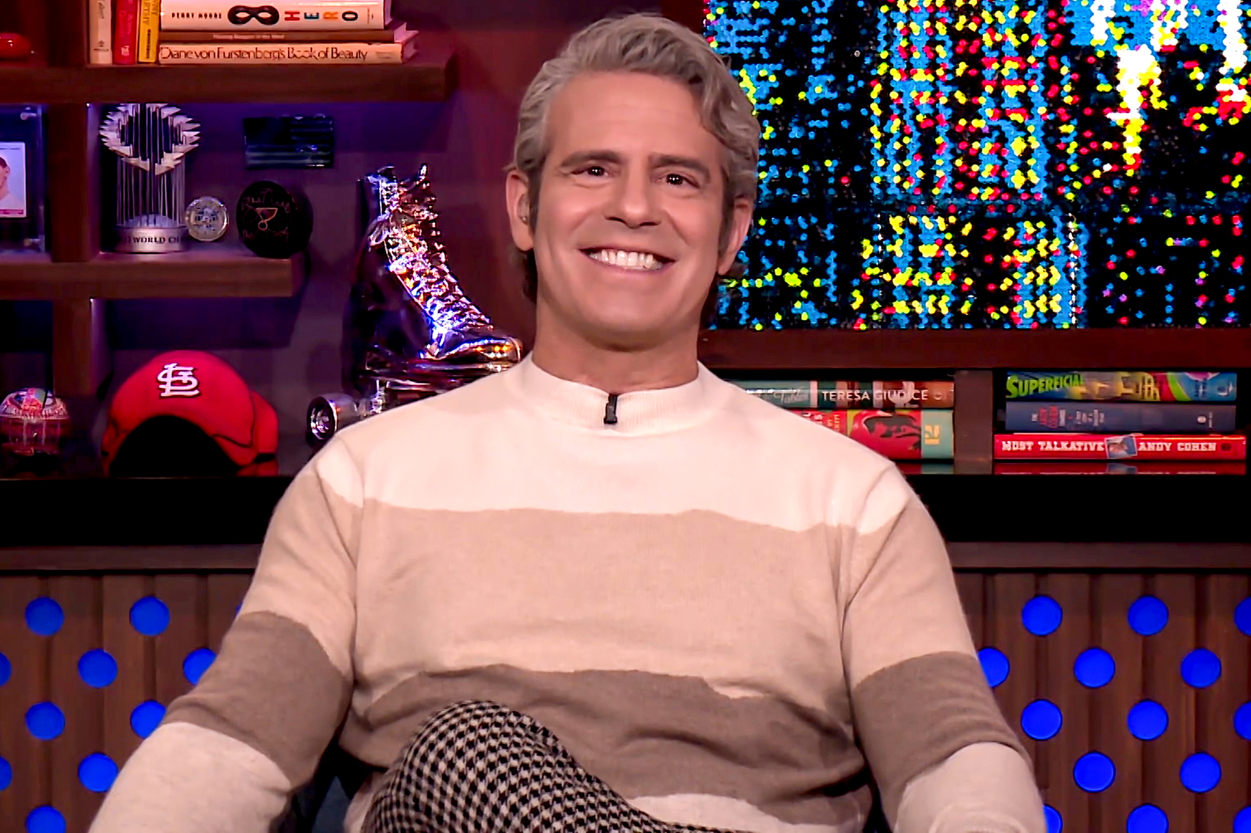 Andy Cohen On Rhoslc