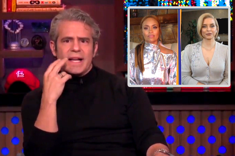 Andy Cohen Rhop Reunion Update 1