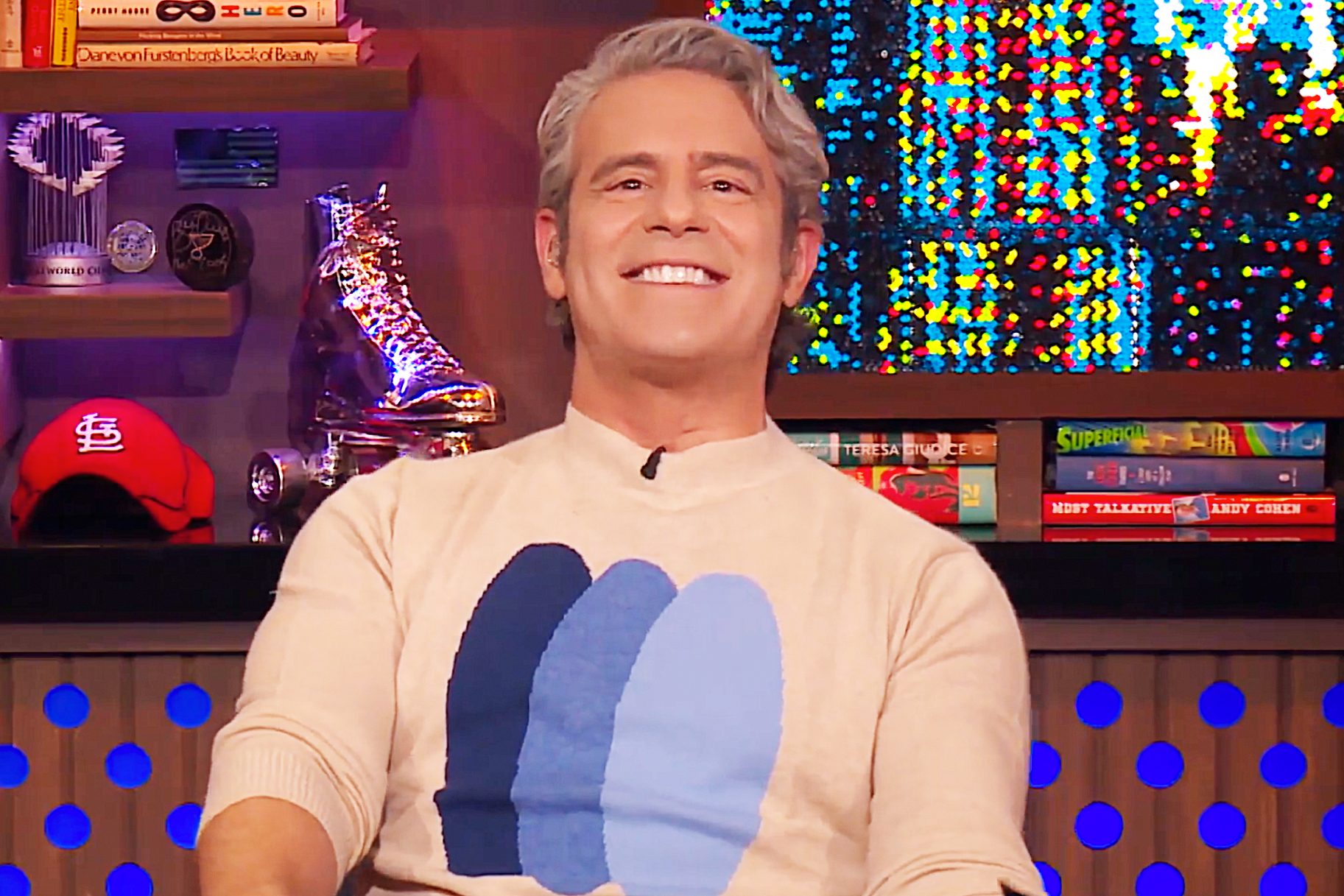 Andy Cohen Sweater