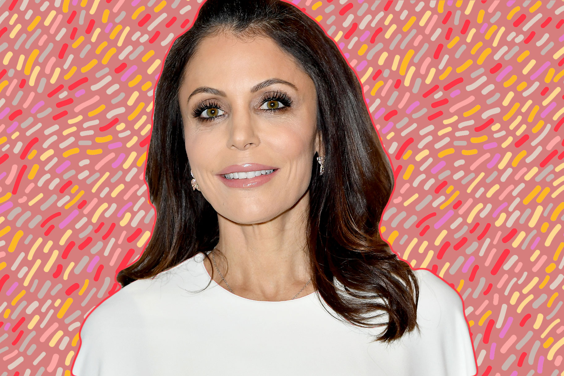 Bethenny Frankel Rolex Arm Candy