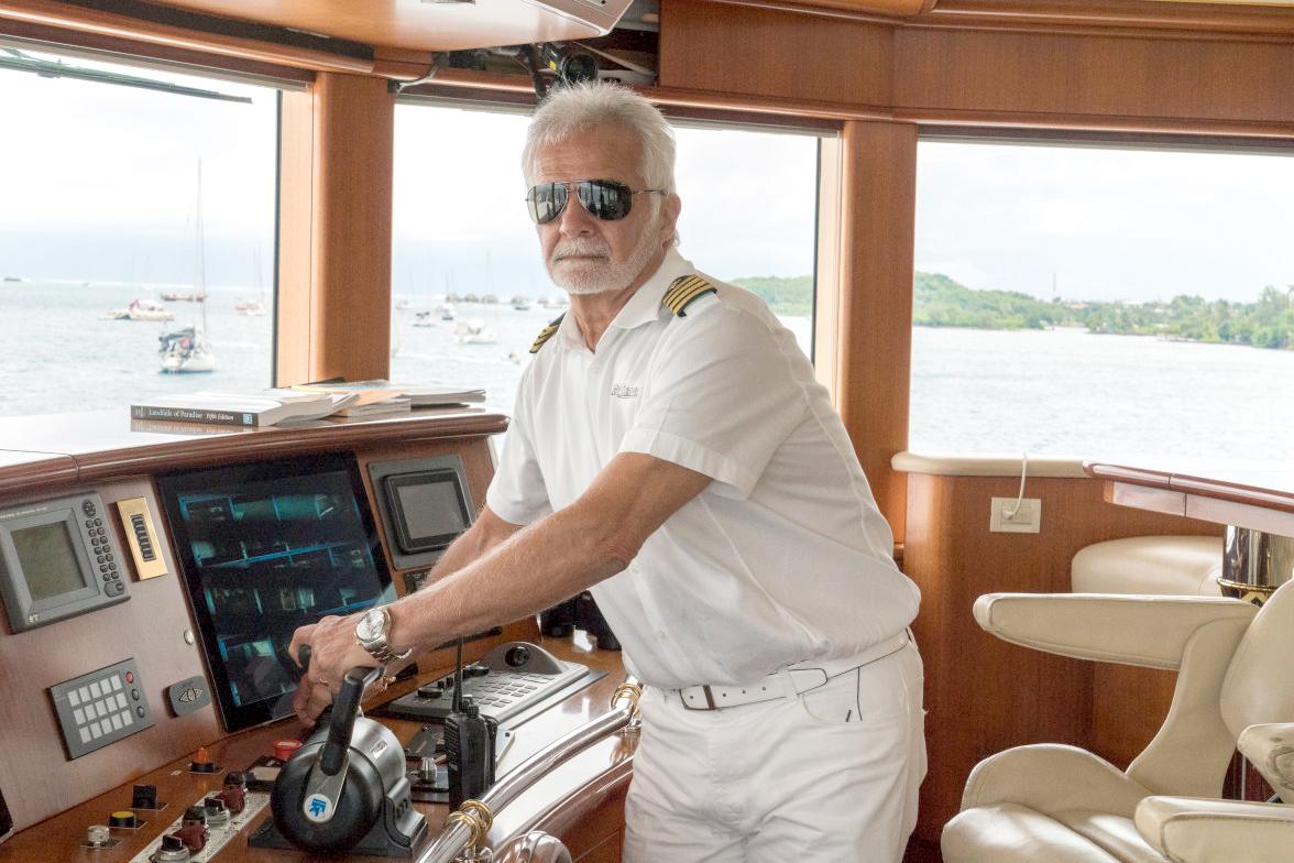 Captain Lee Connects To Family 1