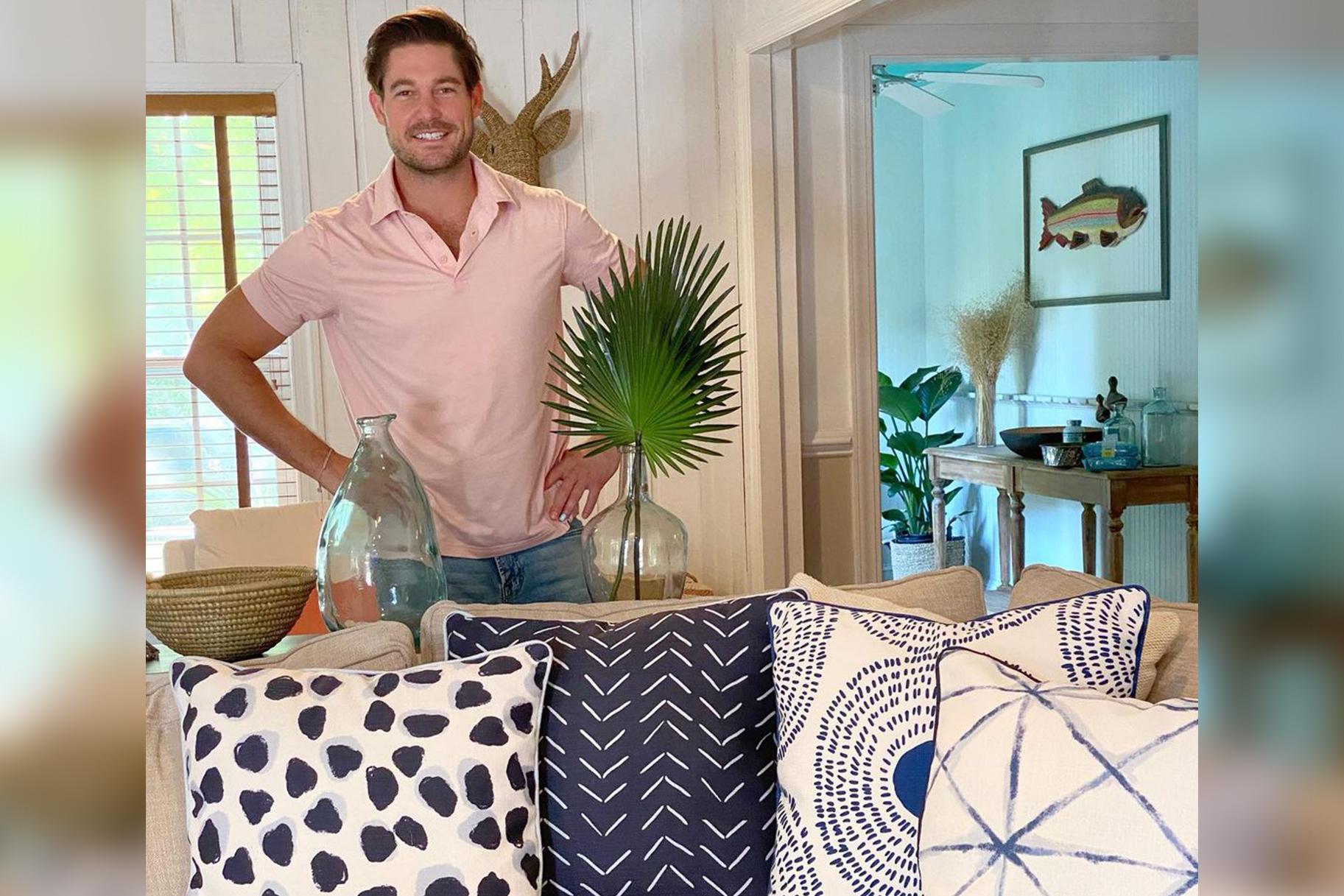 Craig Conover Home Decor Tips