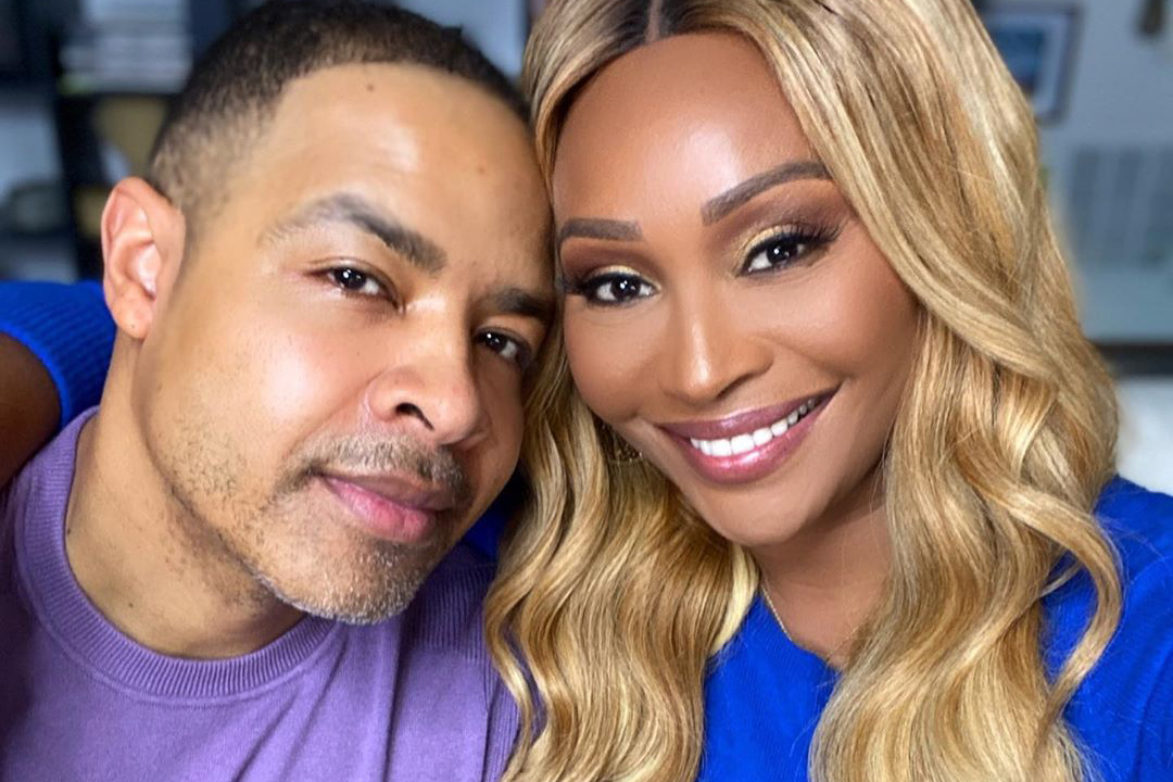 Cynthia Bailey Mike Hill Married