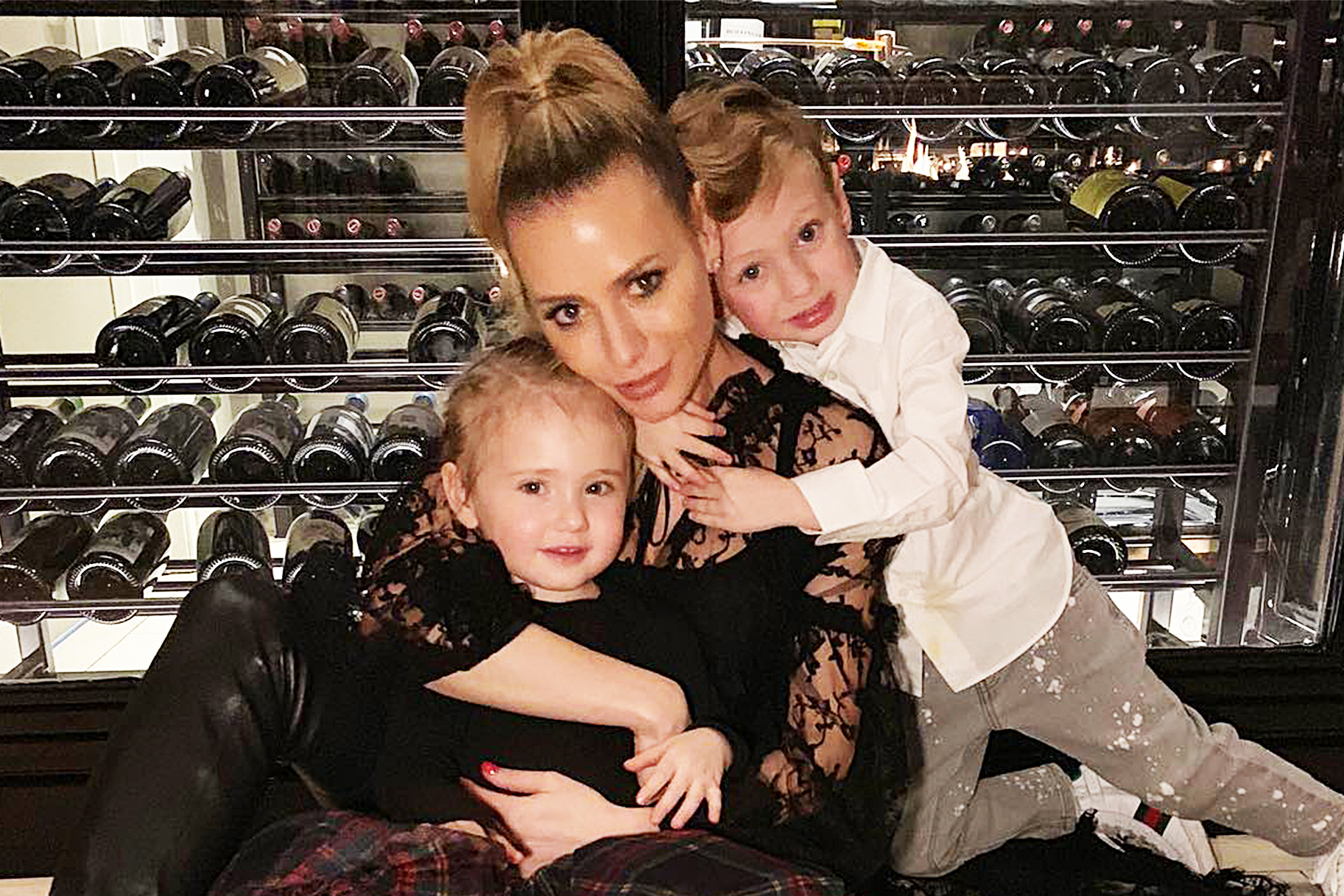 Dorit Kemsley Rhobh Kids Sunday Dinner