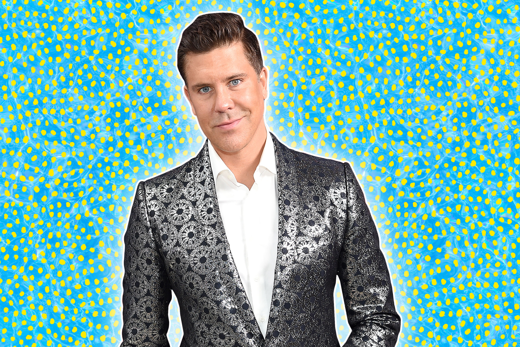 Fredrik Eklund Home Pool
