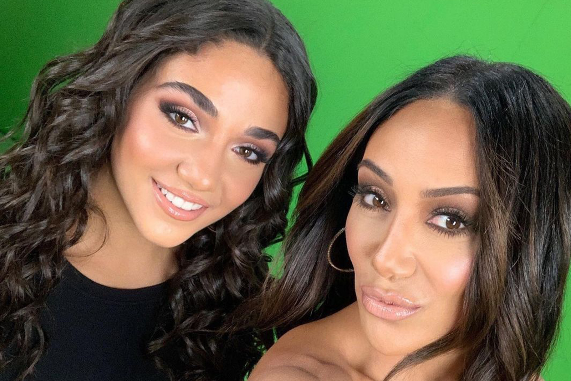 Melissa Gorga Antonia Bridesmaid