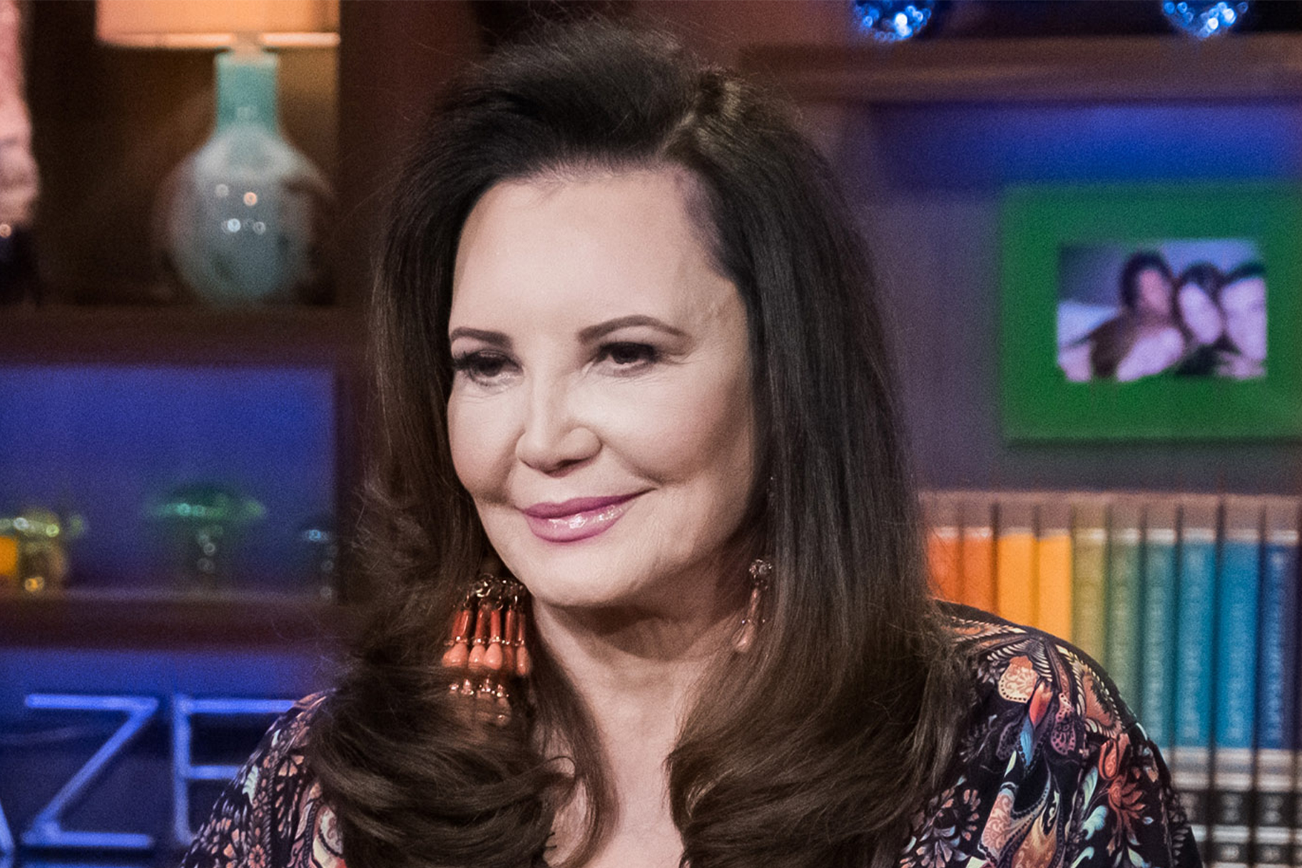 Patricia Altschul Home Library