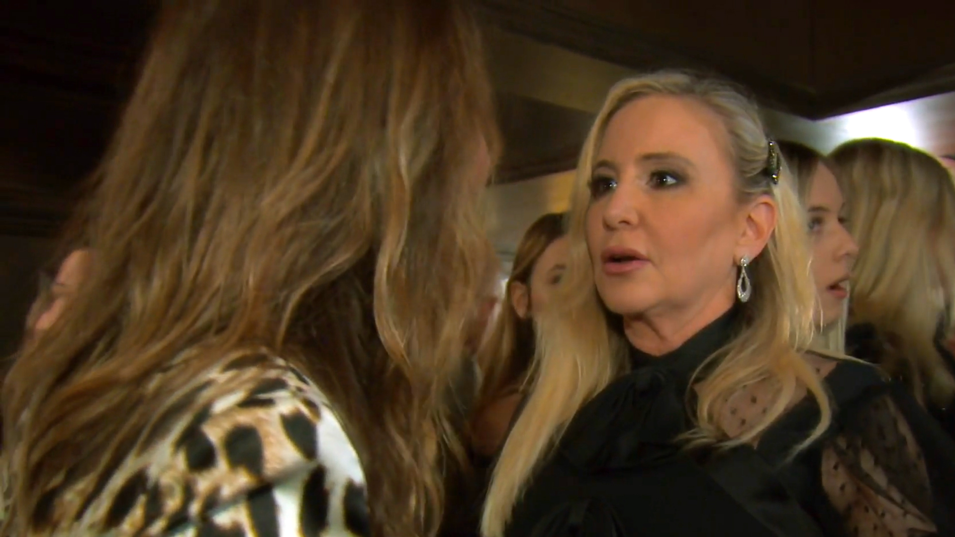 Rhoc 1507 Kelly Asks Shannon If Shes Drunk