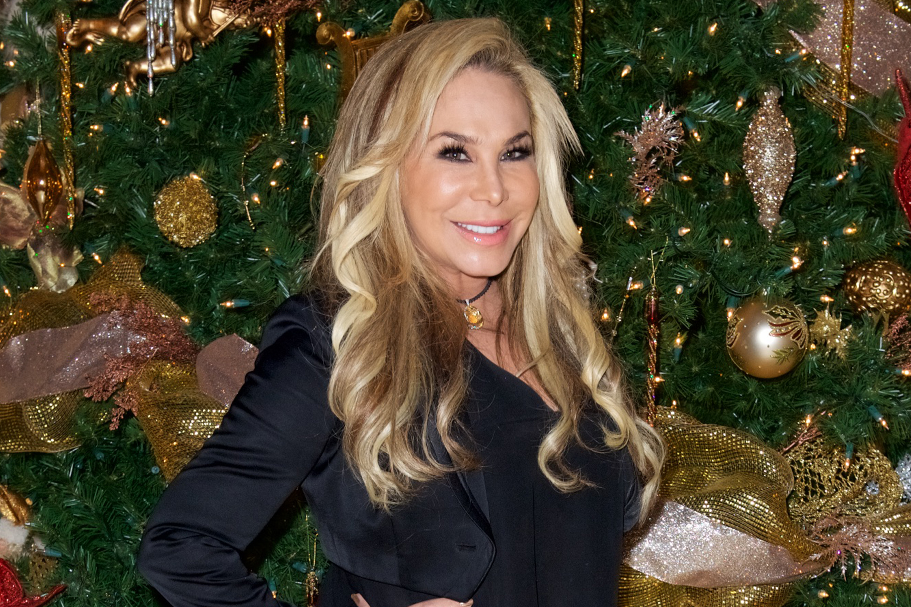 Adrienne Maloof Holiday Decor
