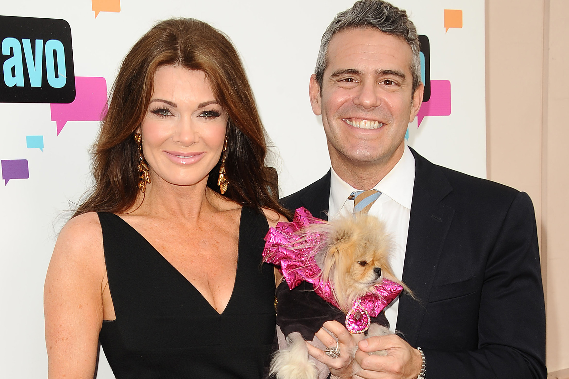 Andy Cohen Remembers Giggy Dog