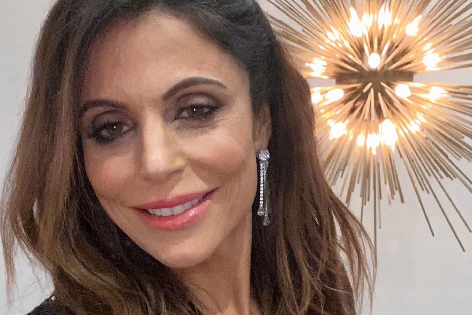 Bethenny Frankel Holiday Decor