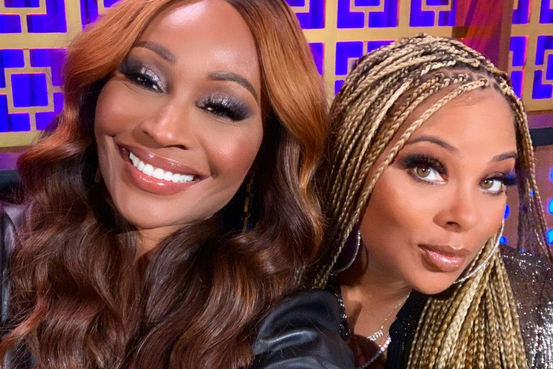 Cynthia Bailey Eva Marcille Friendship
