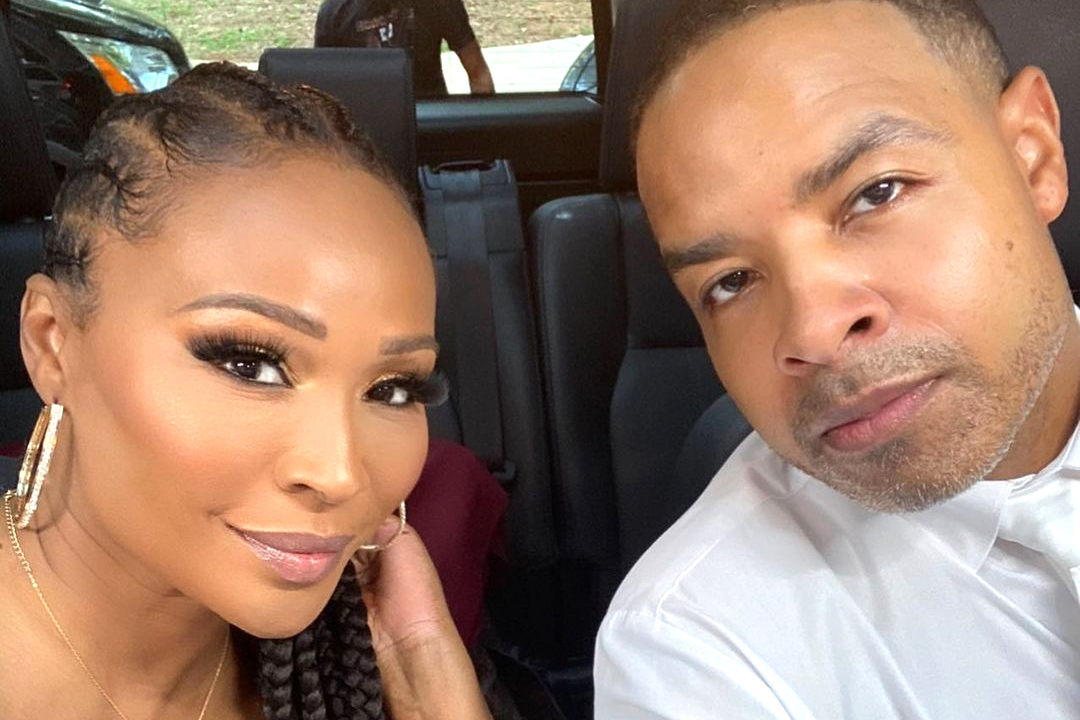 Cynthia Bailey Mike Hill Marriage