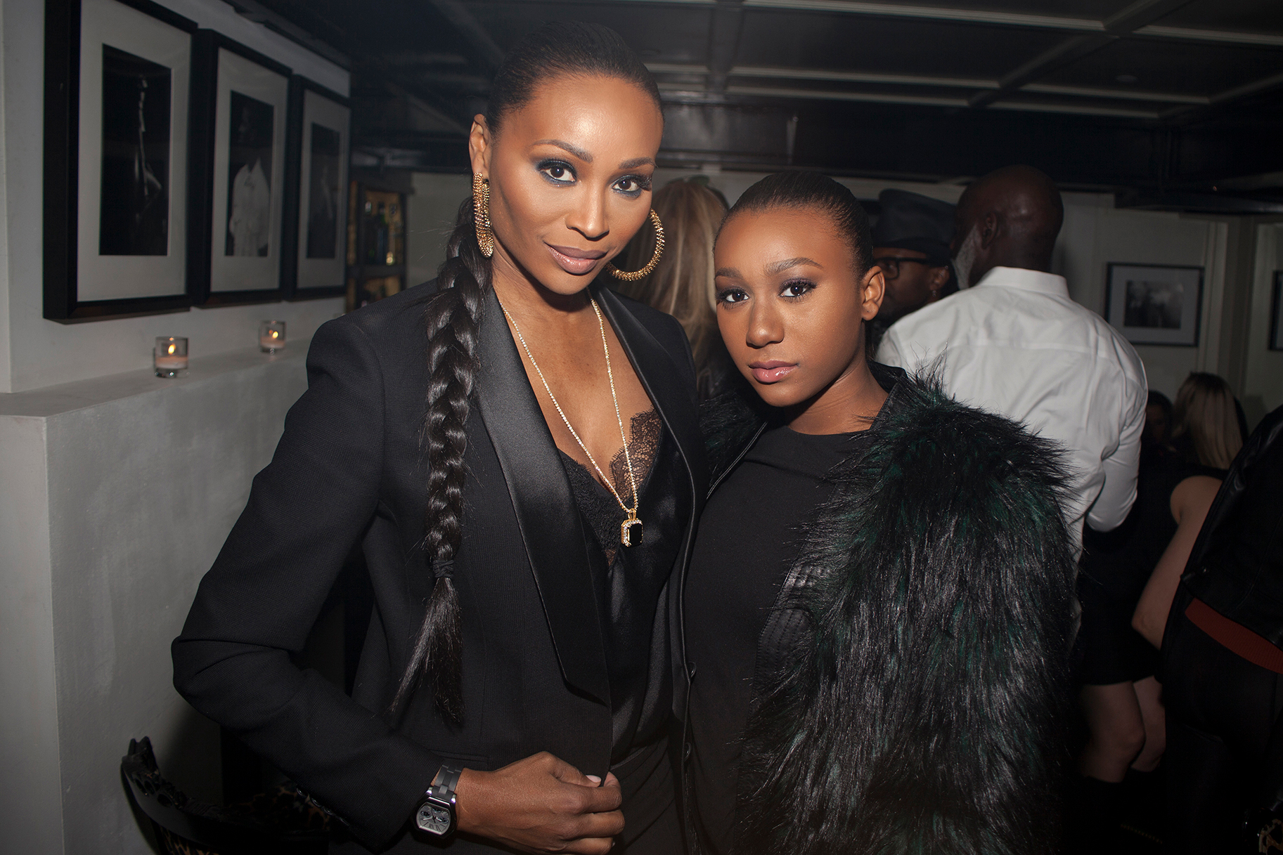 Cynthia Bailey Noelle Robinson Photo