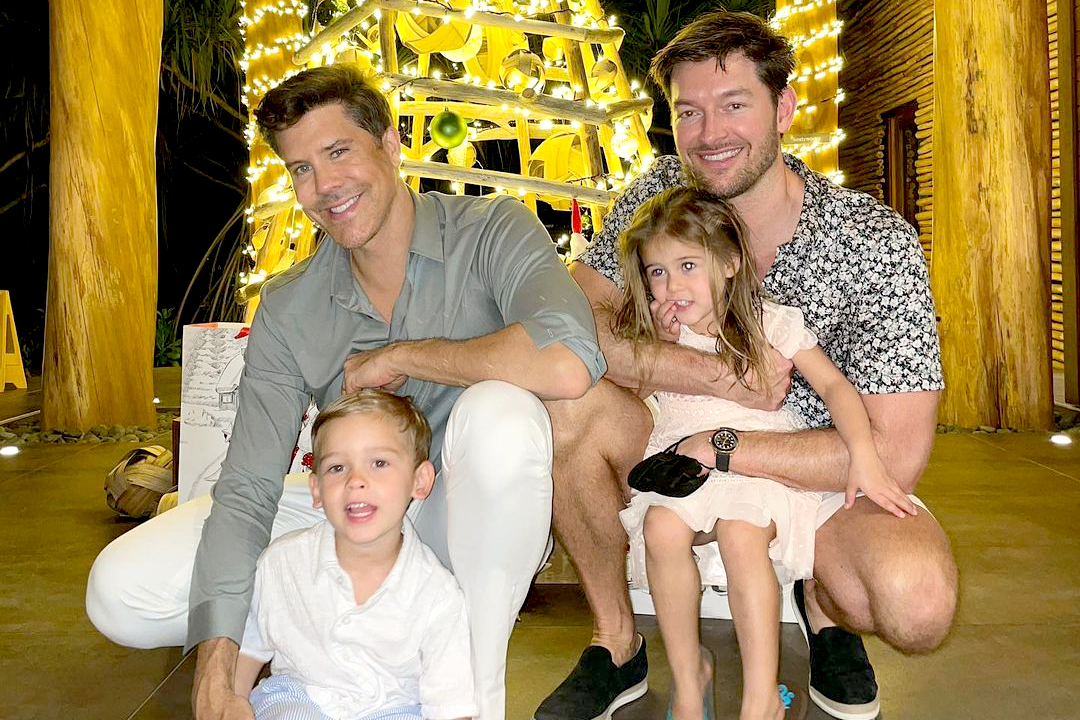 Fredrik Eklund Family Holiday Update