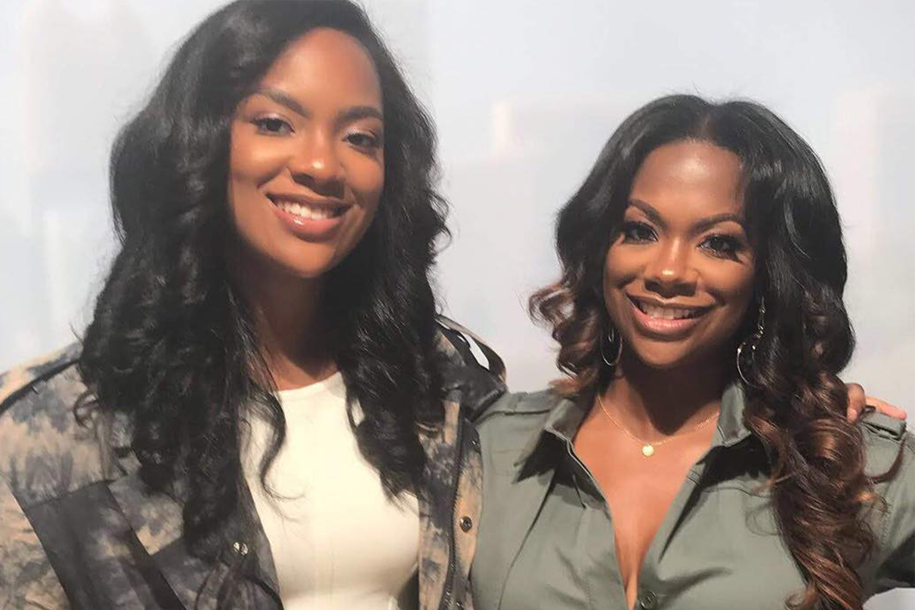 Kandi Burruss Riley Grown Up
