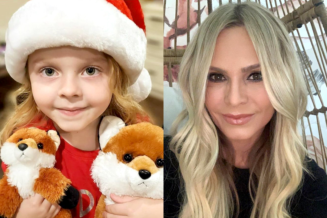 Tamra Judge Granddaughter Update