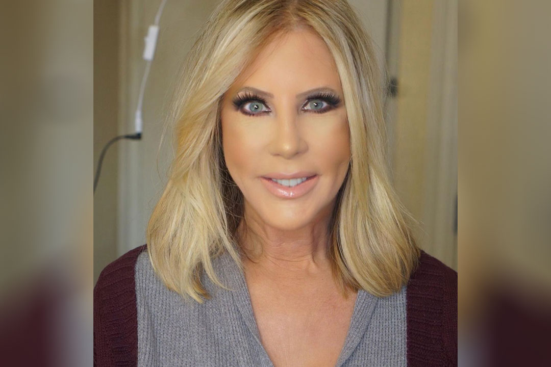Vicki Gunvalson Christmas With Family