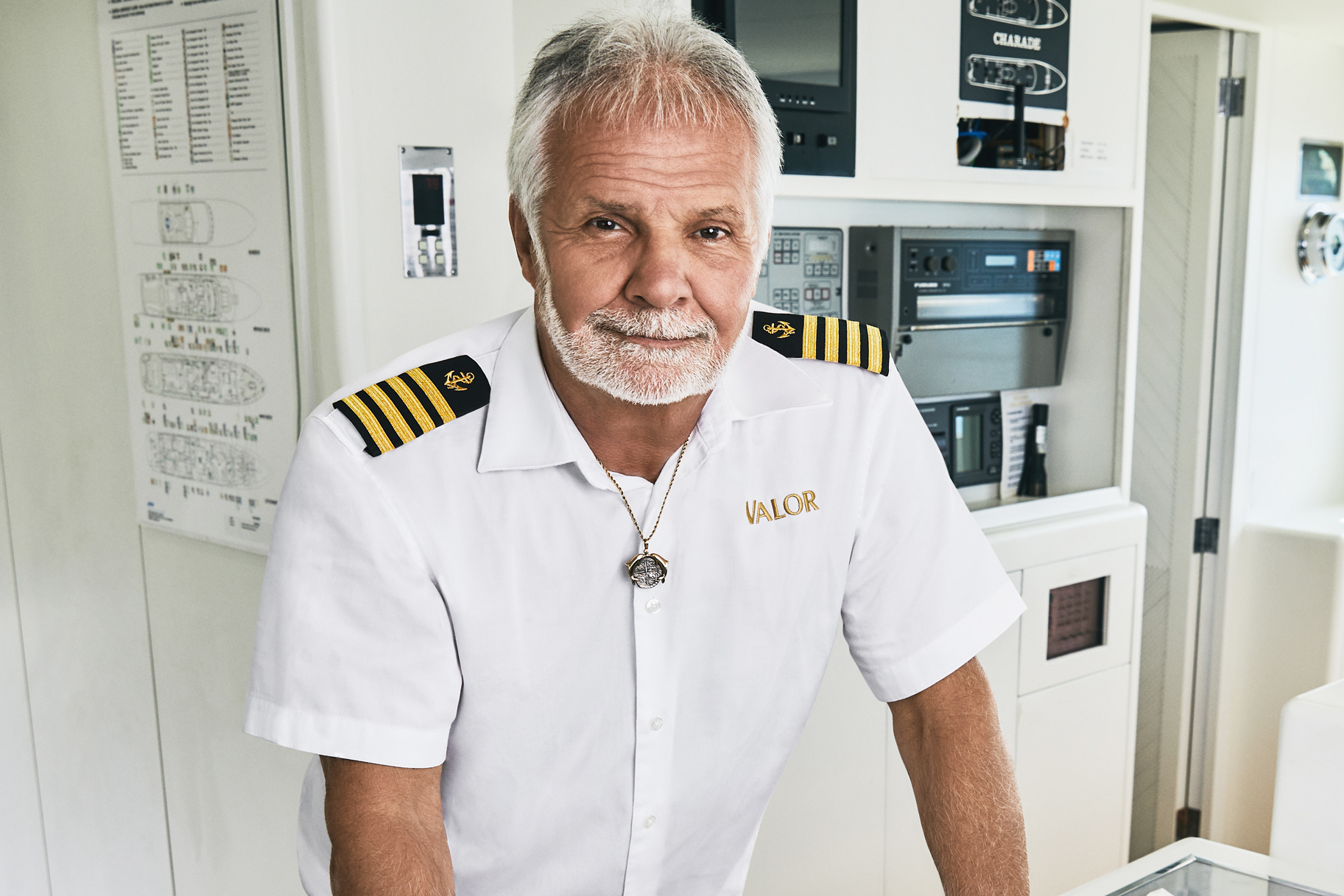 Captain Lee COVID-19 Vaccine