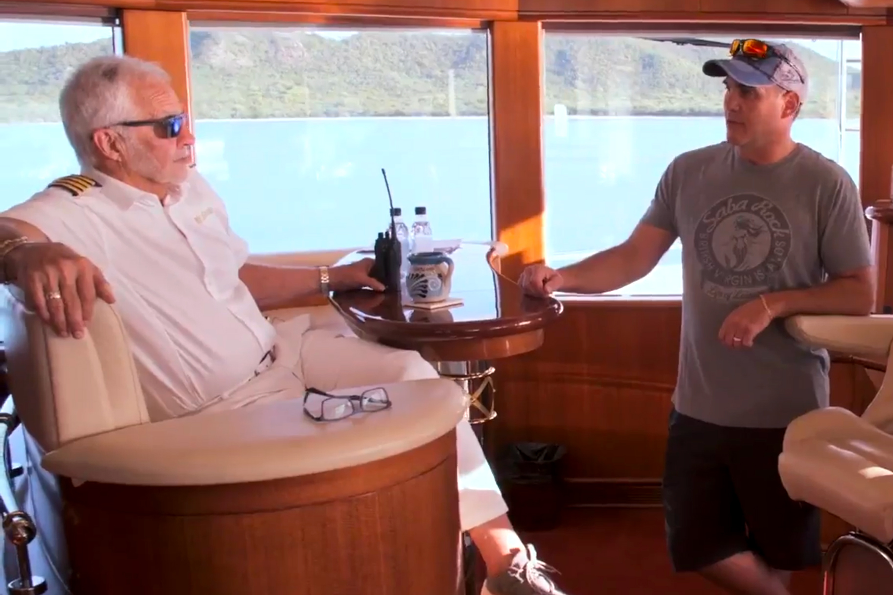 Captain Lee Kicks Guest Off Charter