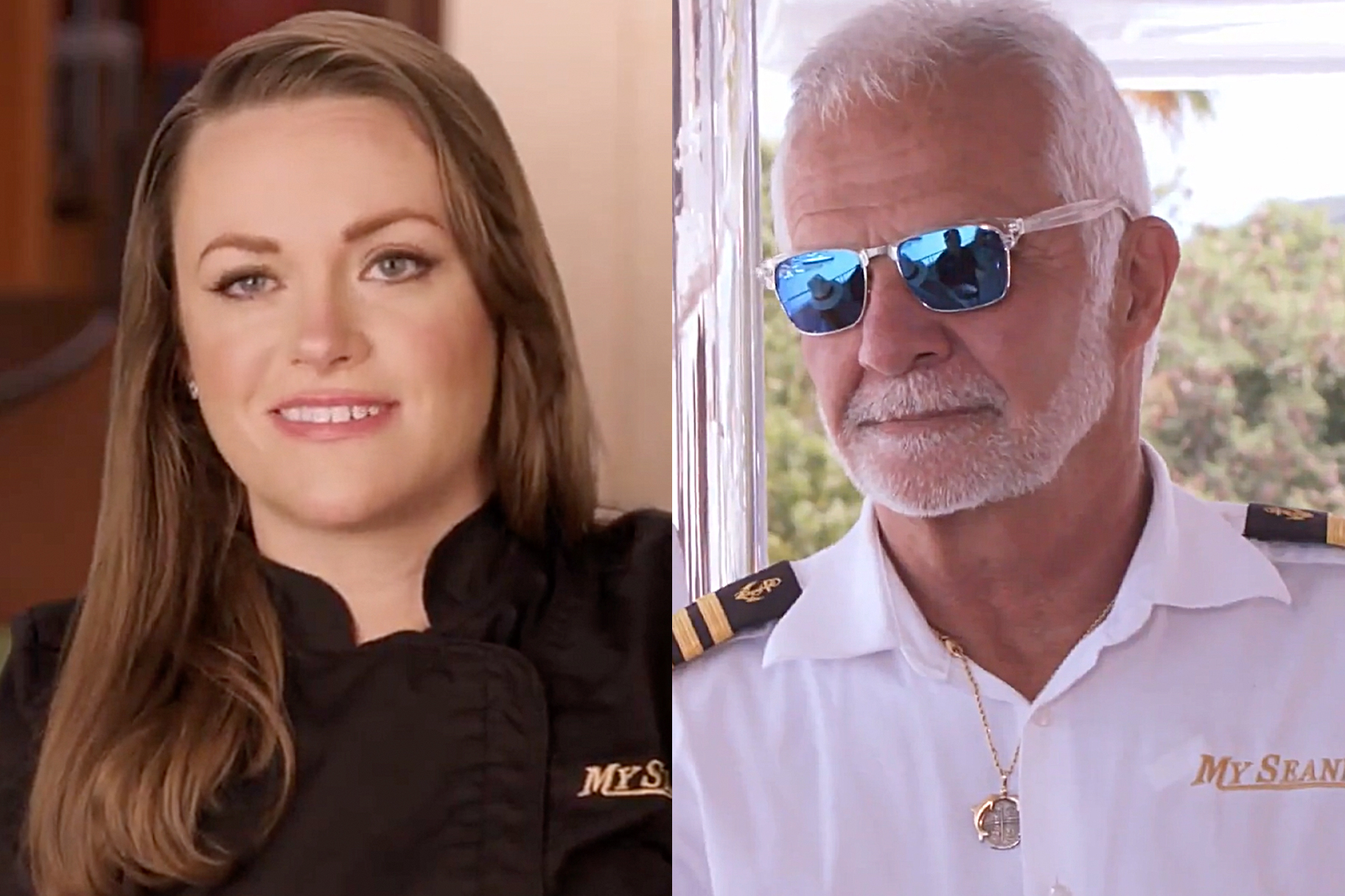 Captain Lee Rosbach Rachel Hargrove Great Chef