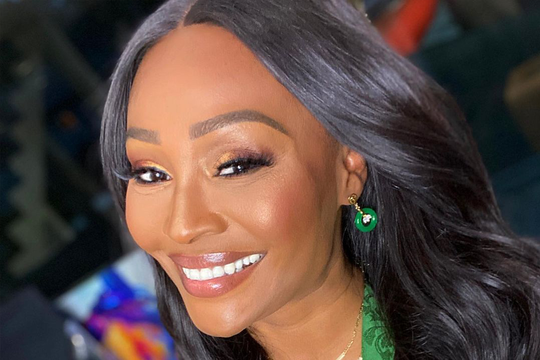 Cynthia Bailey Home Office