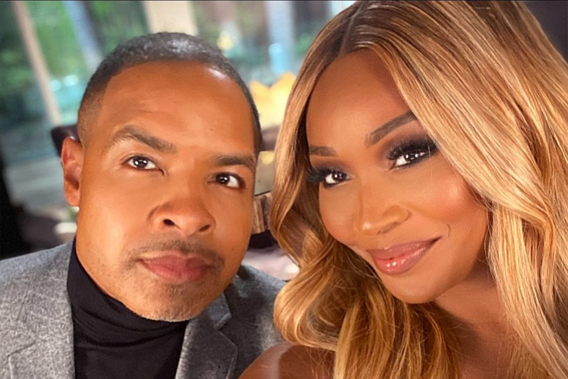 Cynthia Bailey Mike Hill Snakes