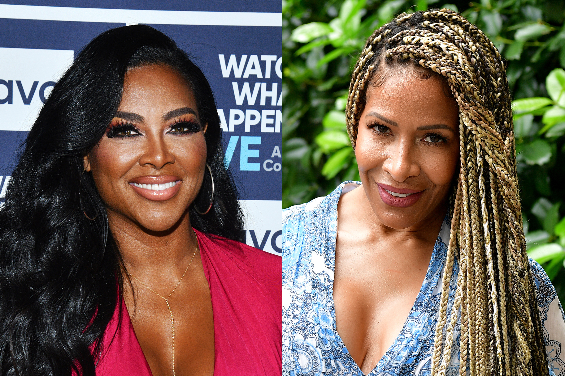 Kenya Moore Sheree Whitfield Chateau Sheree