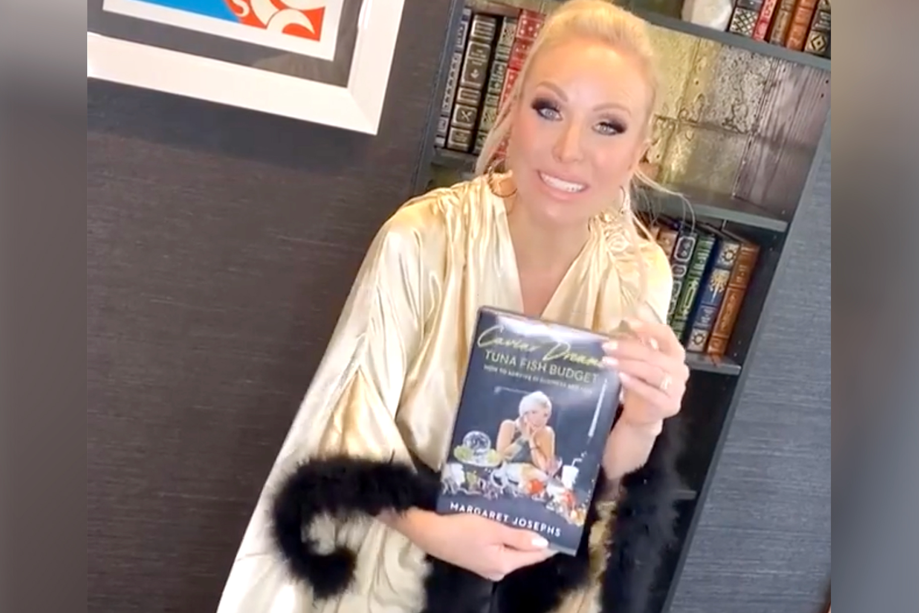 Margaret Josephs Book Reveal Rhonj
