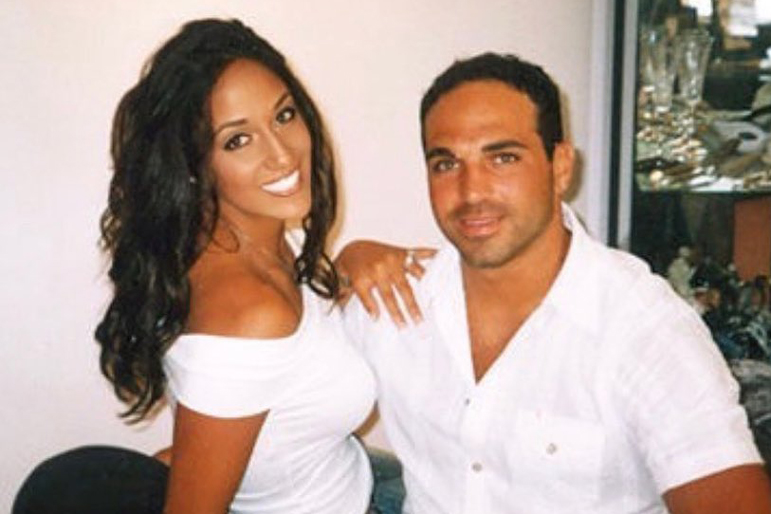 Melissa Gorga Meeting Joes Family
