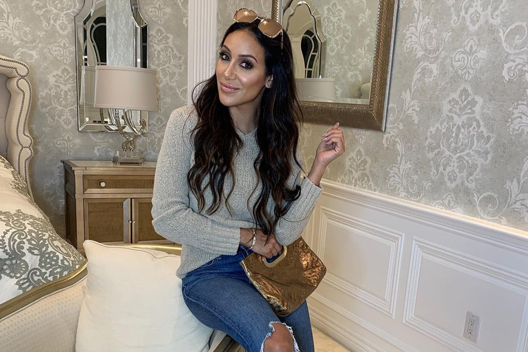 Melissa Gorga Moving