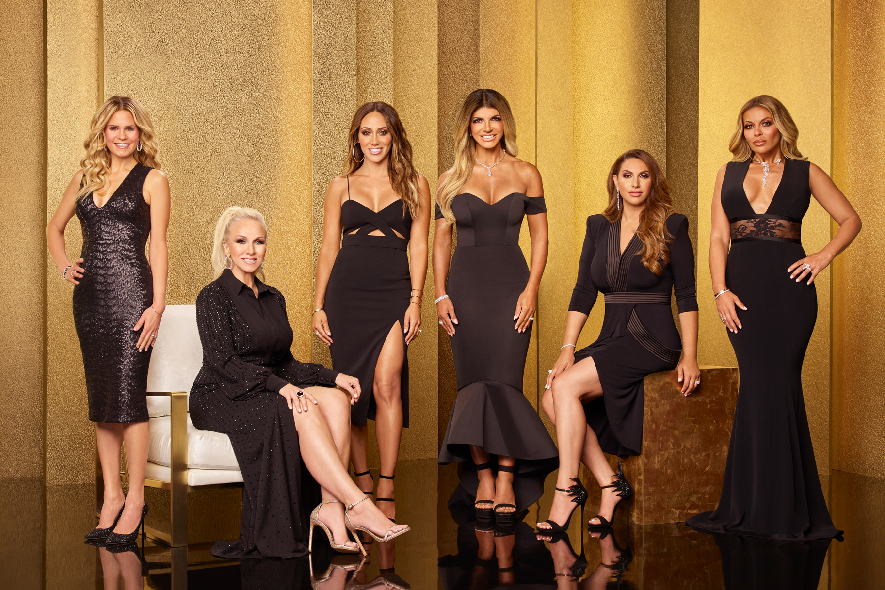 Rhonj New Season Update