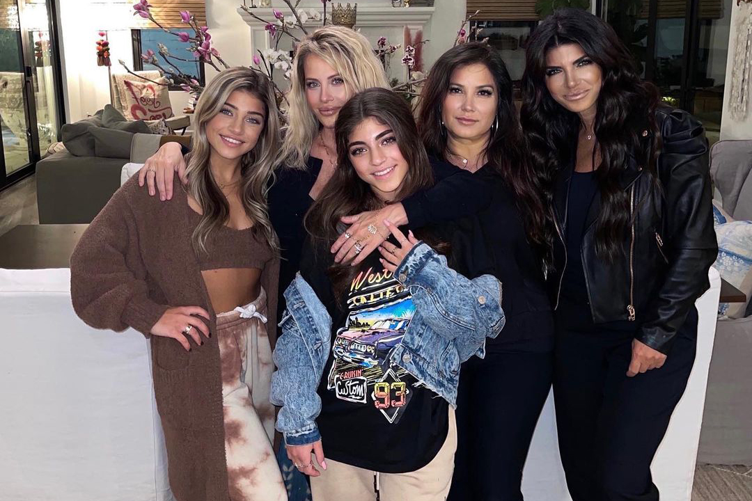 Teresa Giudice Vacation Boyfriend Family