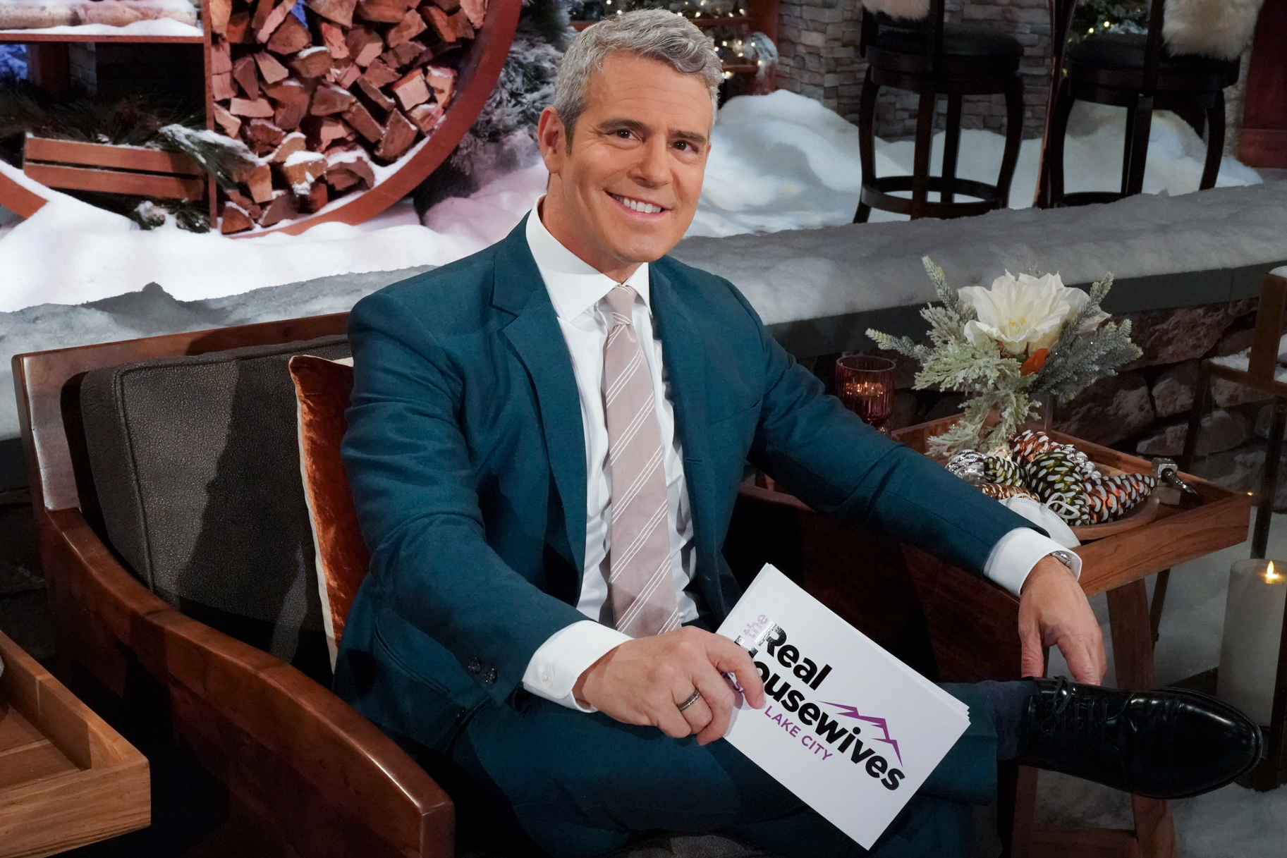 Andy Cohen On Filming Reunions