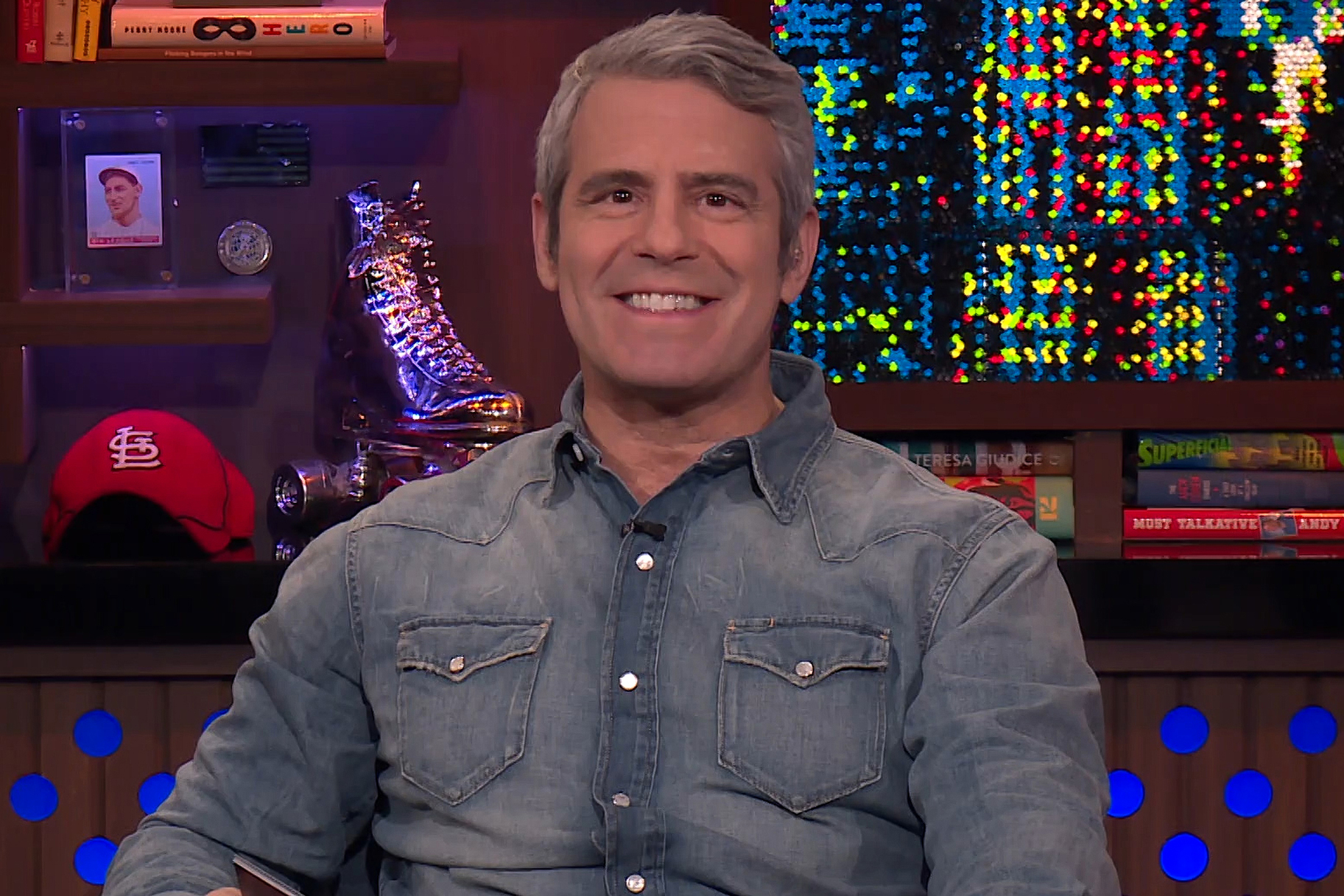 Andy Cohen Ready For Children