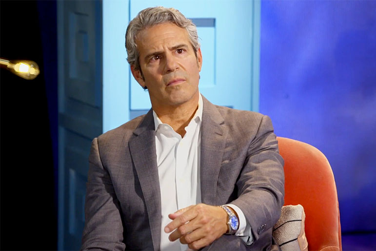 Andy Cohen Real World Wwhl