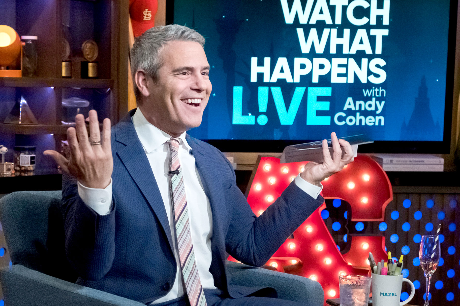 Andy Cohen Wwhl