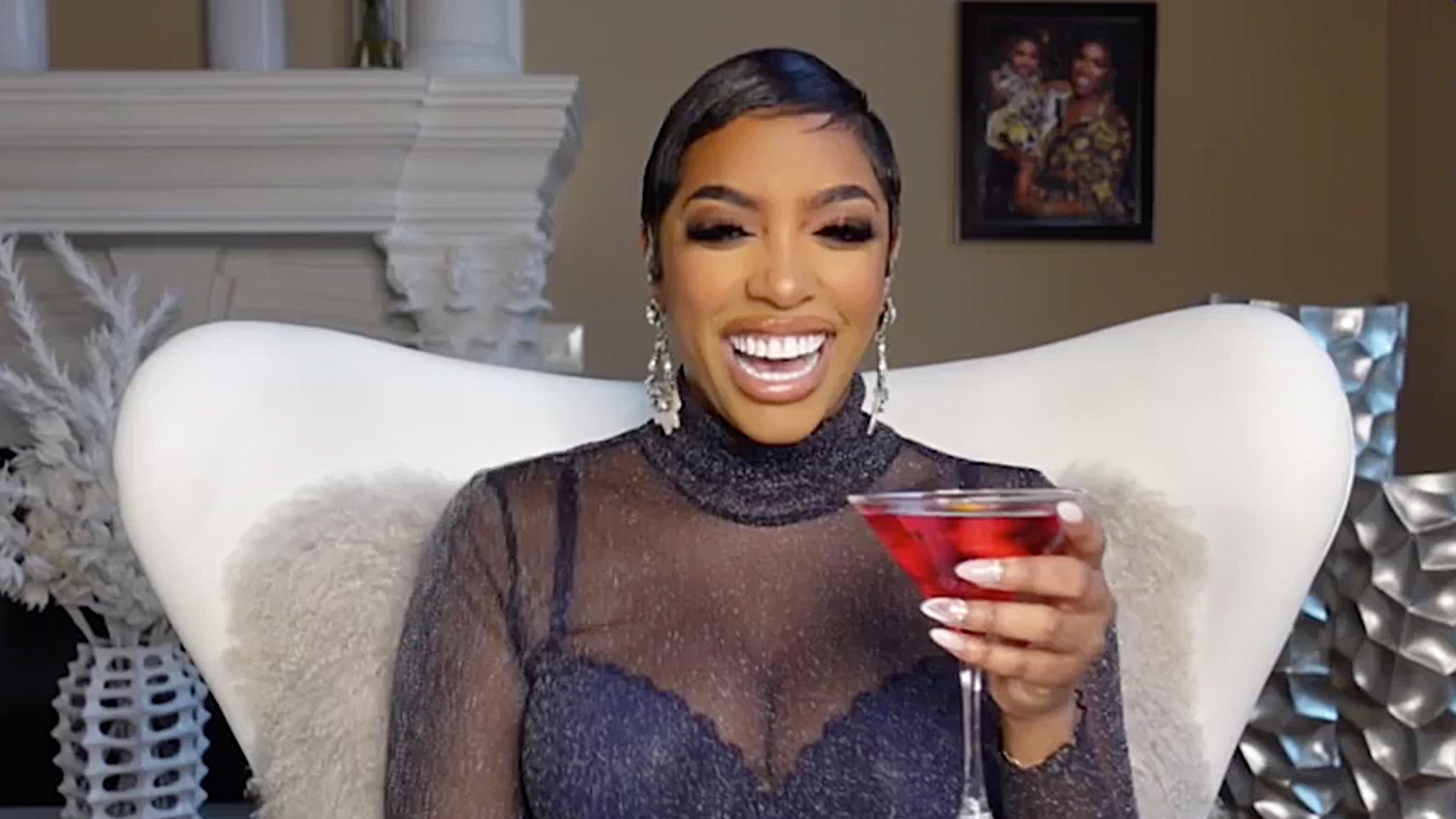 Bravo Chat Room 131 Porsha Williams Which Rhoa Husband Flirts