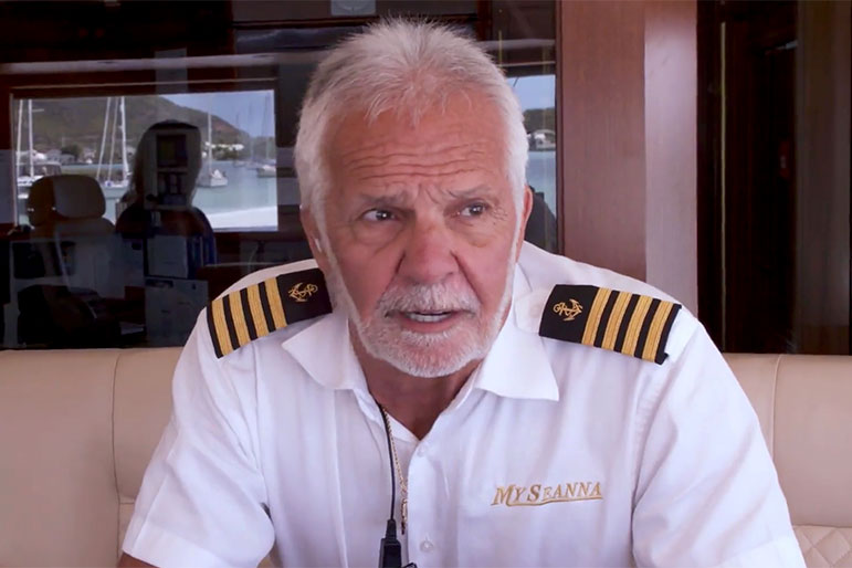 Captain Lee Elizabeth Below Deck